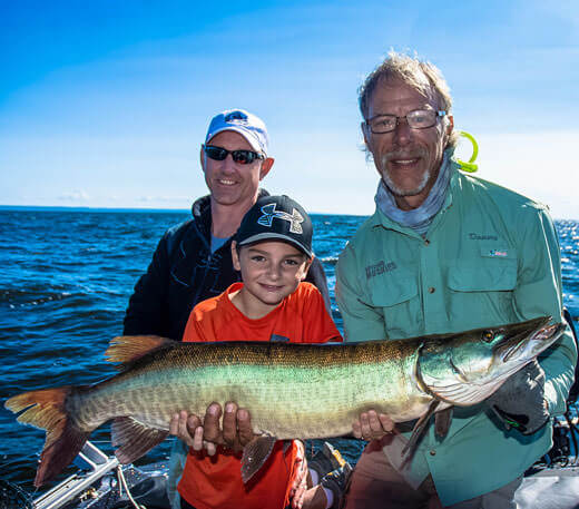 Learning New Water for Musky Success - Photo 1 | MuskyChasers.com