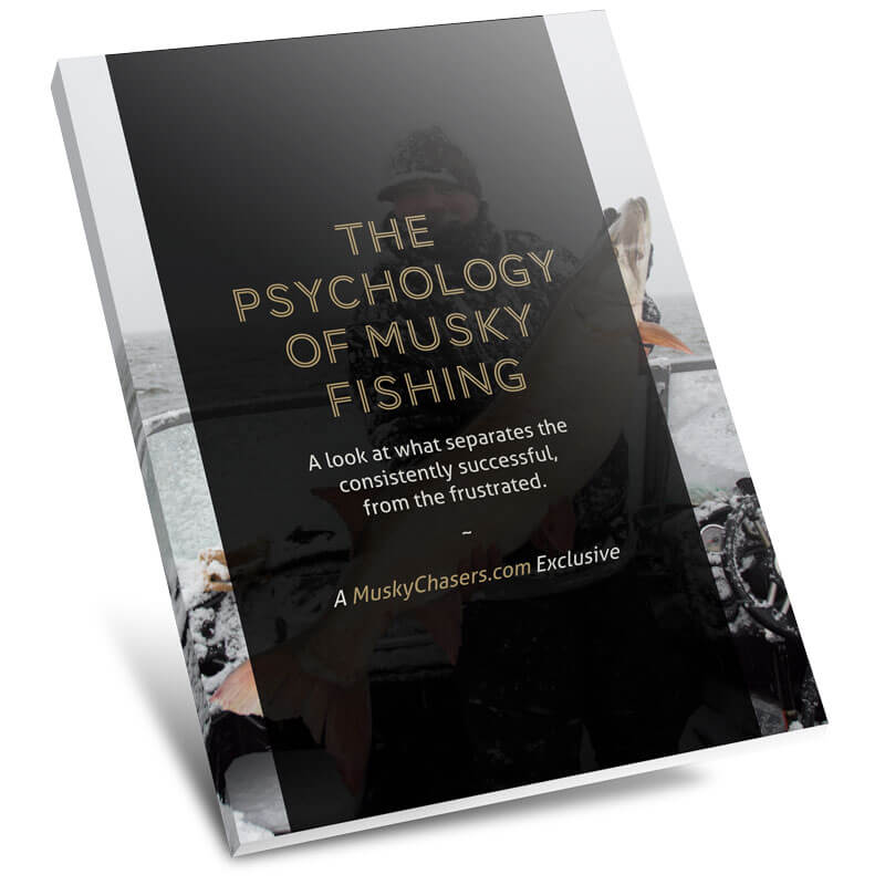 The Psychology of Musky Fishing eBook