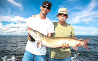 The Challenge of Musky Fishing