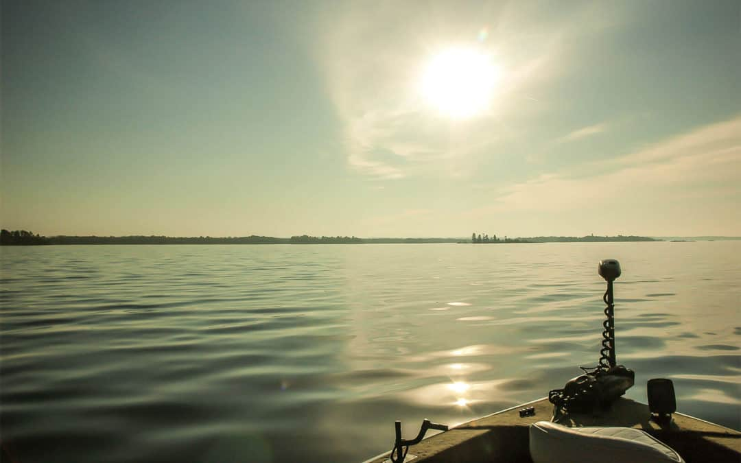 Hot Water Musky Fishing – The Trials and Tribulations