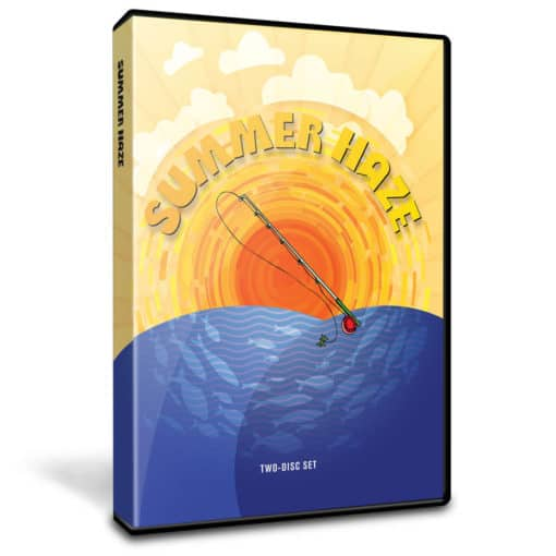 Summer Haze DVD Set - Third Year Fly Fisher - MuskyChasers.com