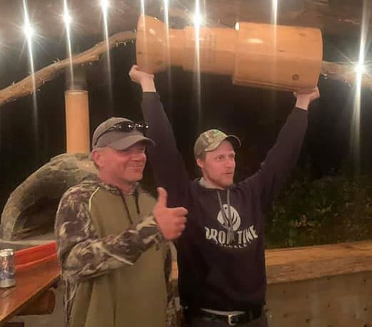 2020 Nestor Falls Musky Cup - First Place Winners - MuskyChasers