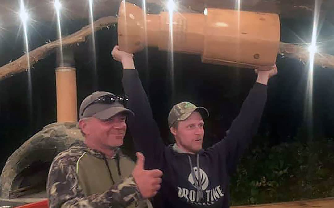 2020 Nestor Falls Musky Cup Results